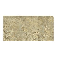 Imperial Beige REXR (Double Bullnose Right Side) 4 x 8 in