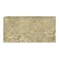 Imperial Beige REXL (Double Bullnose Left Side) 4 x 8 in