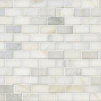 Hampton Carrara Cardine 1 x 2 in