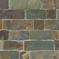 Copper Rust Brick 12 x 12 in