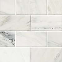 Hampton Carrara Satin 3 x 6 in