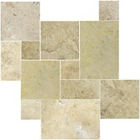 Driftwood Small Versailles Pattern 8.98 SF