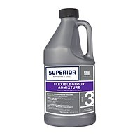 Superior Flexible Grout AdMixture - 1/2 Gallon