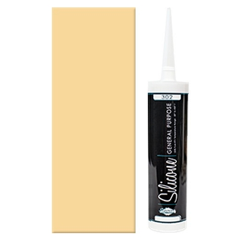100% Bone Silicone Caulk 10 oz