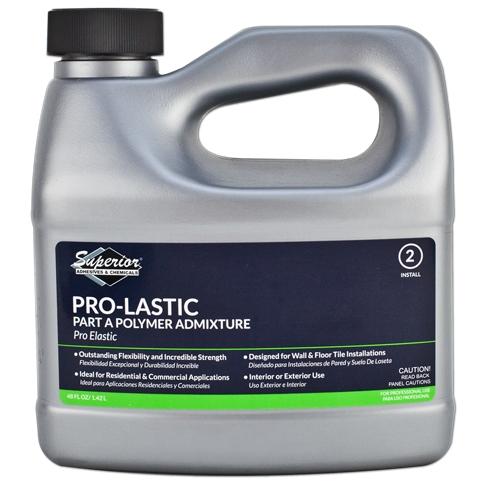 Pro-Lastic Liquid Polymer Admixture - 48 oz.