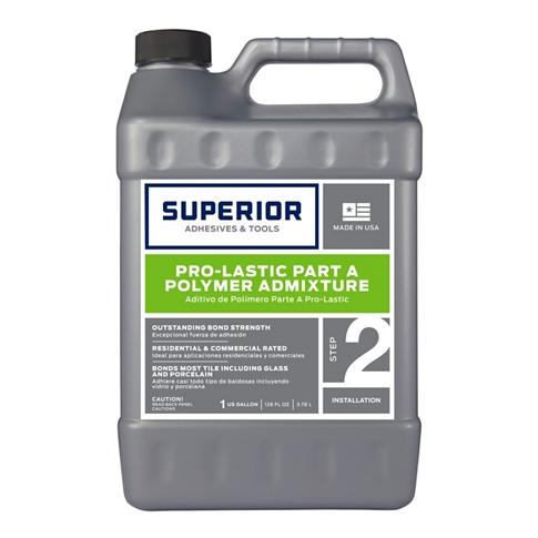 Superior Pro-Lastic Liquid Polymer Admixture - 1 Gallon