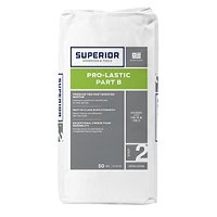 Superior Pro-Lastic Powder White - 50 lb