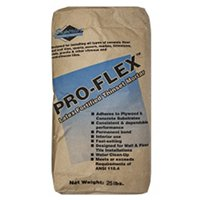 Superior Pro Flex Latex Fortified Thinset Mortar Grey - 25 lb