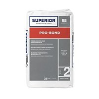Superior Pro-Bond Thinset Mortar White - 25 lb