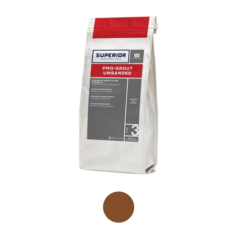 Autumn Wheat Unsanded Grout - 5lb.