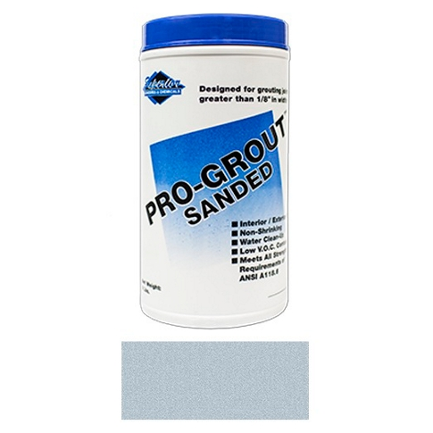 Superior Sanded Pro-Grout Country Blue - 9 lb