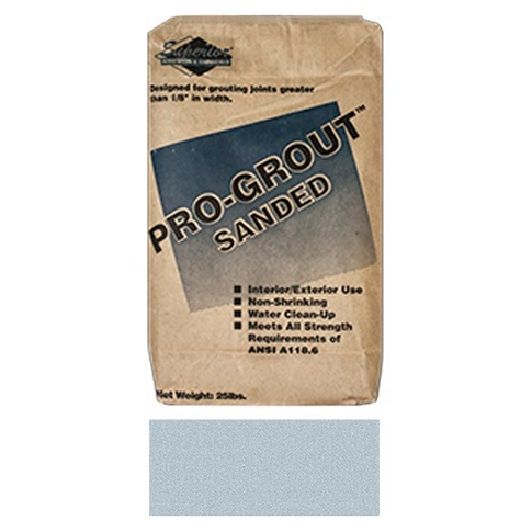 Superior Sanded Pro-Grout Country Blue - 25 lb