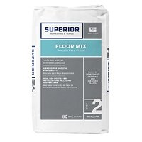 Floor Mix 80# CS/HOL POR Superior Tile Adhesive