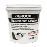 Tile Membrane Adhesive 1 Qt