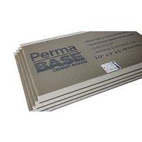 PermaBase Ultra Cement Backer Board - 3 x 5 x 1/2 in.