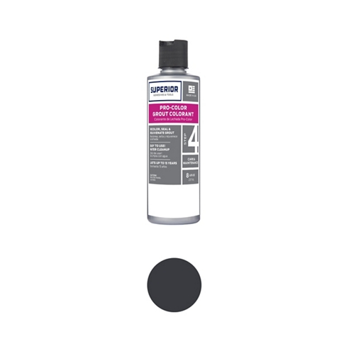 Superior Pro-Color Black Oynx - 8 oz