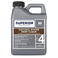 Superior Natural Stone Deep Clean - 1 Quart