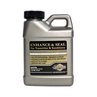 Superior Enhance & Seal Trav/Sand Natural Stone Tile Sealer - Pint