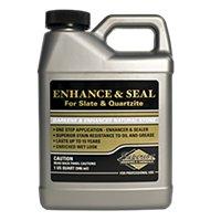 Superior Enhance & Seal Slate/Qtz Natural Stone Tile Sealer - Quart