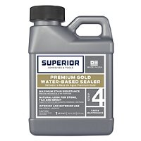 Superior Premium Gold Stone Sealer Pint