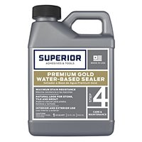 Superior Premium Gold Stone Sealer Quart