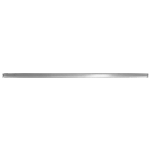 Towel Bar Clear Plastic - 24 in