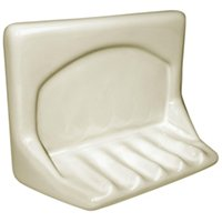 Retro Soap Dish Bone
