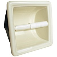 Recessed Paper Holder Bone