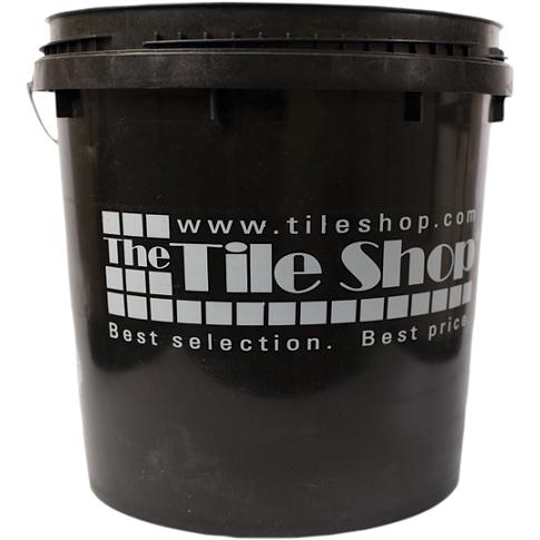 The Tile Shop Pail - 3.5 gallon
