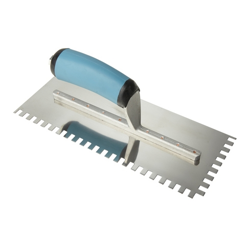 3/8 in PRO Series Square Notch Trowel