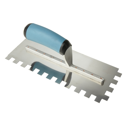 1/2 in PRO Series Square Notch Trowel