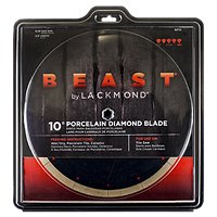 Lackmond Beast Wet Saw Blade - 10 in