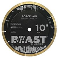 Lackmond Beast Wet Saw Glass Blade - 10 in