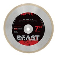 Lackmond Beast Wet Saw Glass Blade - 7 in