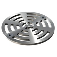 circle drain cover set - Shower Drains