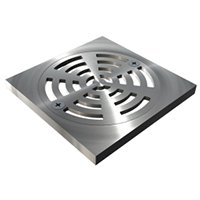 Square Drain Cover Set