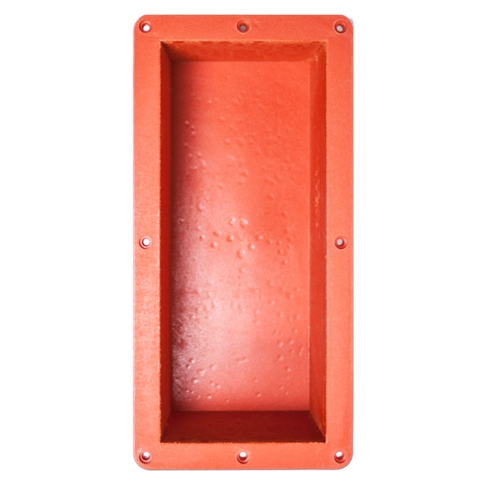Superior Pro Recessed Shelf - 6 x 14 x 3.5 in