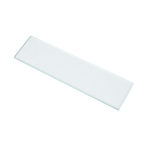 Glass Shelf for Pro Recessed Shelf 13.5 x 3.5 in