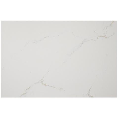 Calacutta Bianco Matte Ceramic Wall Tile - 12 x 18 in