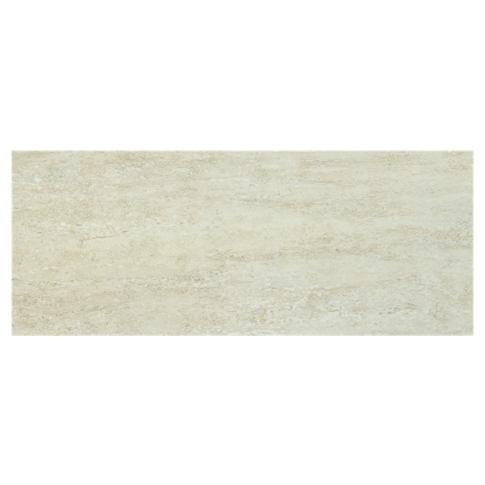 Classico Ivory Matte Ceramic Wall Tile - 8 x 20 in