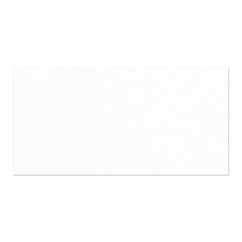 Imperial Brite White Matte Ceramic Subway Wall Tile - 4 x 8 in