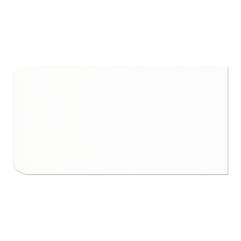 Imperial Brite White Matte RES (Single Bullnose Short Side) 4 x 8 in