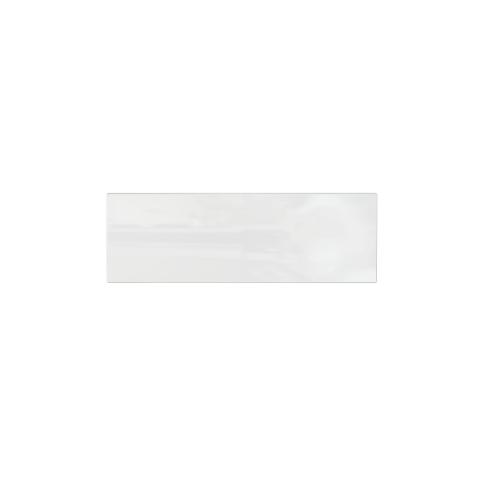 Oxford White Ceramic Subway Wall Tile - 2 x 6 in