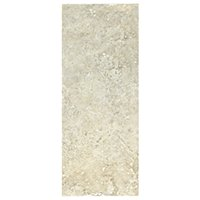 Imperial White Ceramic Wall Tile - 8 x 20 in.