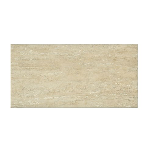 Classico Beige Porcelain Wall Tile - 12 x 24 in