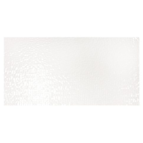 Capua Blanco Ceramic Wall Tile - 10 x 19.75 in