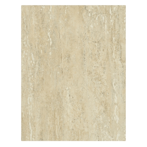Classico Beige Matte Ceramic Wall Tile - 10 x 13 in