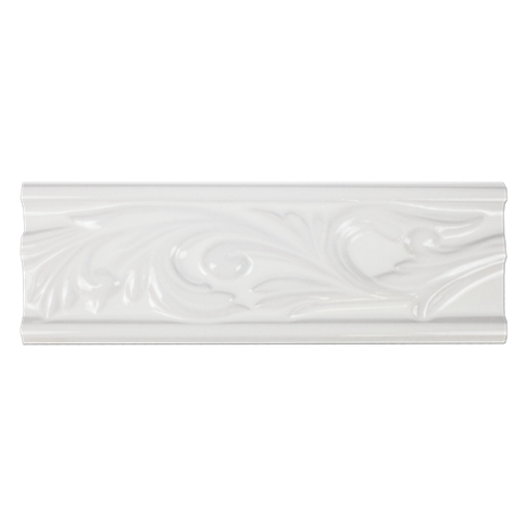 Imperial Bianco Corinthian 4 x 12 in