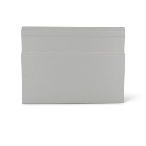Imperial Gris Matte Skirting Ceramic Wall Tile - 5.875 x 8 in
