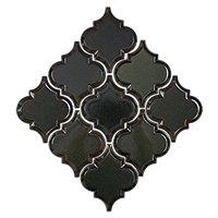 Artisan Arabesque Verde Ceramic Wall Tile